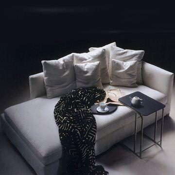 Flexform Victor Large Chaise Longue
