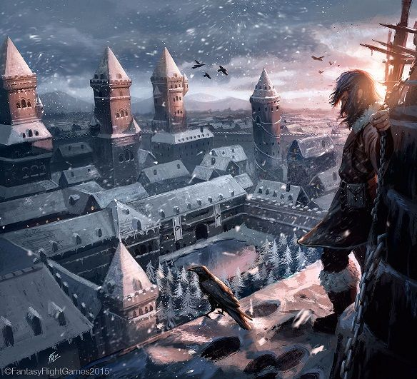 Winterfell With Images Winterfell Castle Winterfell Castle Art