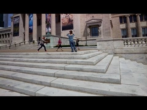 Glassified: The Field Museum, Chicago, IL - YouTube (http://youtu.be/Ua7N4GAiXhc)