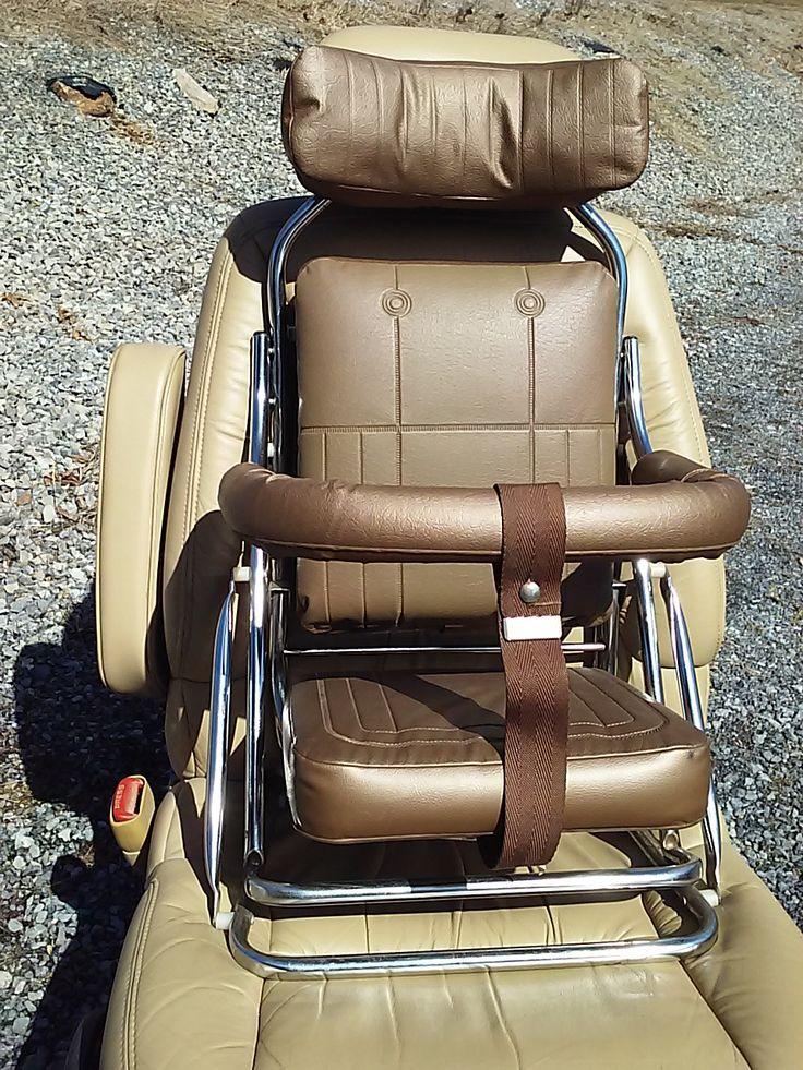 213 besten vintage car seats bilder auf pinterest kindersicherung oldtimer autos und autositze. Black Bedroom Furniture Sets. Home Design Ideas