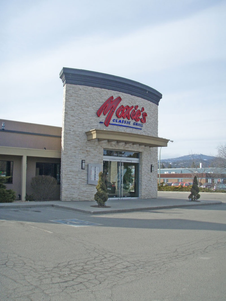 Moxies Classic Grill a former employer