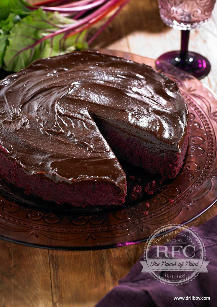 Chocolate Beetroot Cake - low sugar + gluten Free + dairy free + unprocessed