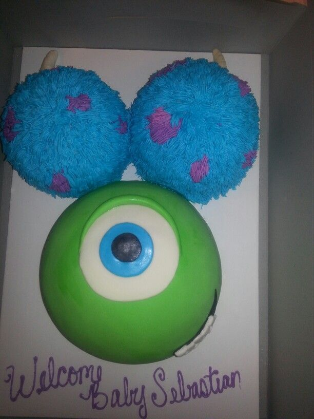 monsters inc baby shower party monsers inc babyshower pinterest