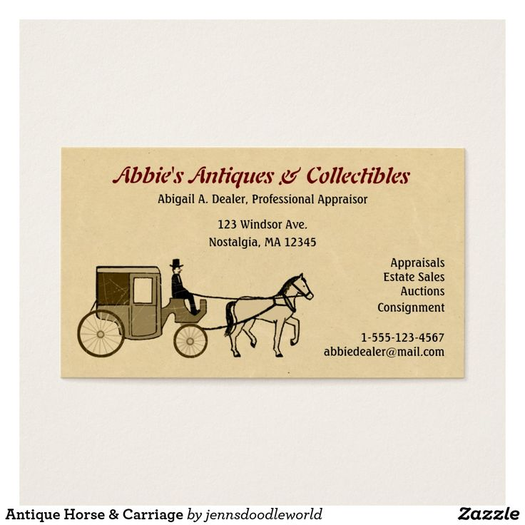 18 best Antique Dealer Business Cards images on Pinterest | Business ...