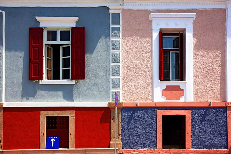 Lesvos: the colours of Molyvos