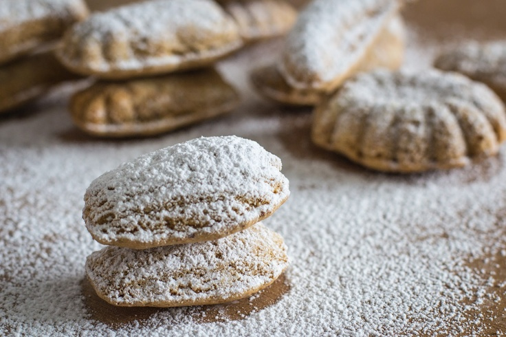 Bear Paws - Slovak Christmas Cookies / Medvedie Labky
