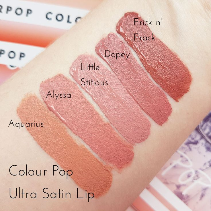 Sonya Esman x ColourPop Gemini by Night Palette & Ultra Satin Lipsticks | Swatches & Review