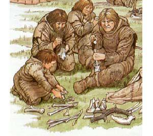 Oefenproefwerk geschiedenis: de prehistorie