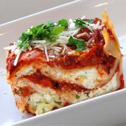 World's Best Lasagna Allrecipes.com