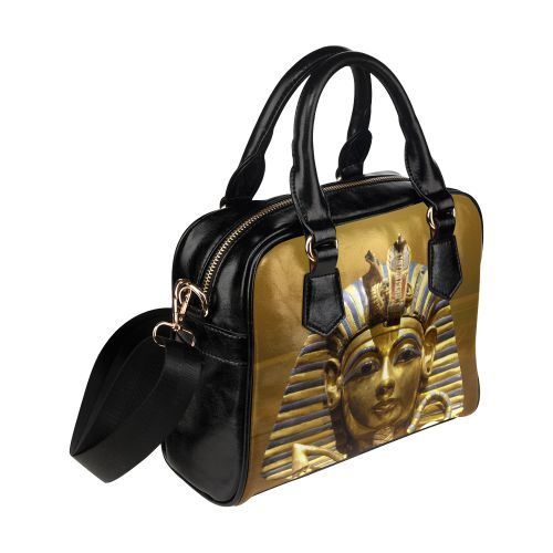 Egypt King Tut Shoulder Handbag. FREE Shipping. #artsadd #bags #kingtut