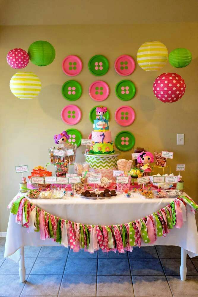 35 best Lalaloopsy images on Pinterest Lalaloopsy party - manteles decorados
