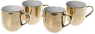 Absolutely love this gold cups from Pols Potten. LOVE them!