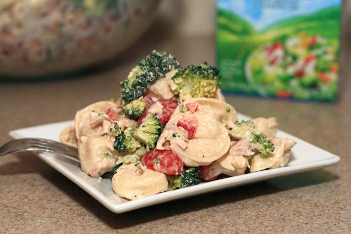 Tortellini Salad | Recipe
