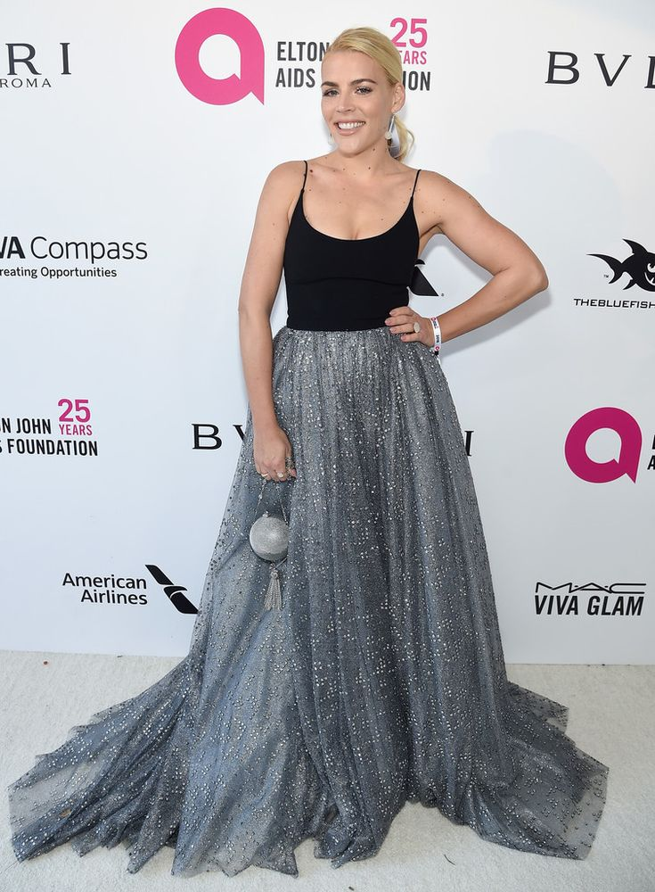 Busy Philipps Photos - Busy Philipps attends the 26th annual Elton John AIDS Foundation Academy Awards Viewing Party sponsored by Bulgari, celebrating EJAF and the 90th Academy Awards at The City of West Hollywood Park on March 4, 2018 in West Hollywood, California. - 26th Annual Elton John AIDS Foundation Academy Awards Viewing Party sponsored by Bulgari, celebrating EJAF and the 90th Academy Awards - Red Carpet