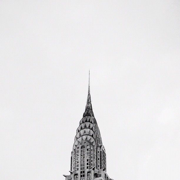 The Chrysler Building by katecolumbia