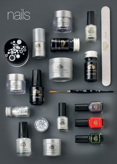 LCN Gel nail Products.