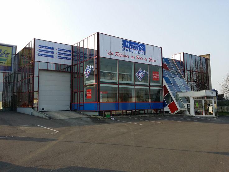 Réparation d'impact, remplacement de pare brise cassé fissuré - France Pare Brise à Dijon (21000) - Informations du centre