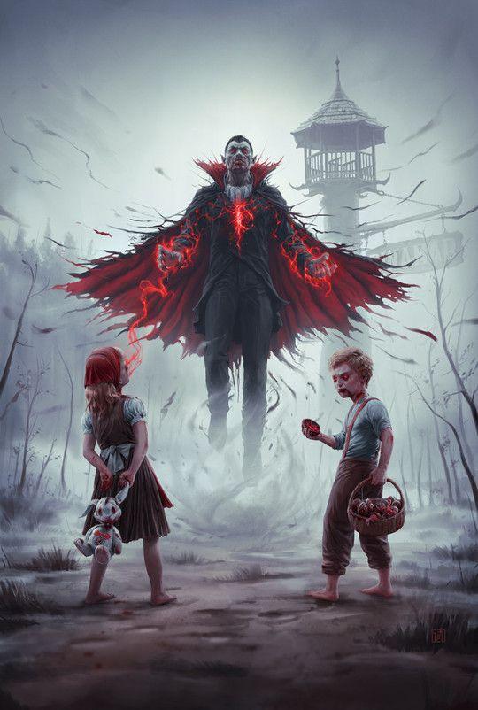 Cool Vampire Art