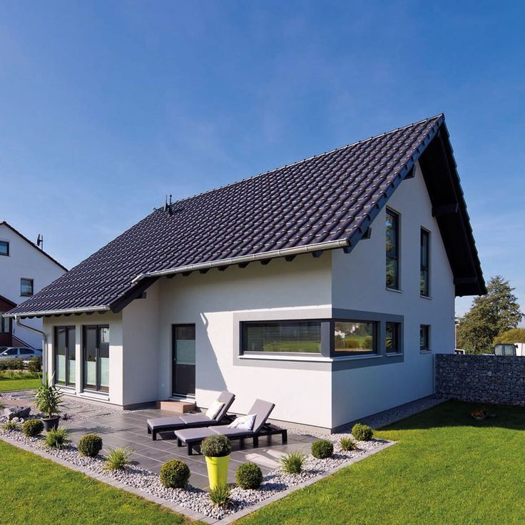 Wir wünschen Euch ein sonniges Wochenende. Genießt das tolle Wetter im Garten! #fingerhaus #fertighaus #qualitätleben #kundenhaus #vio… – DussiGertrud   – Deutch | Sosyal Penguin