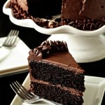 The Best Chocolate Cake--just made this for Mother's Day & it's delicious!