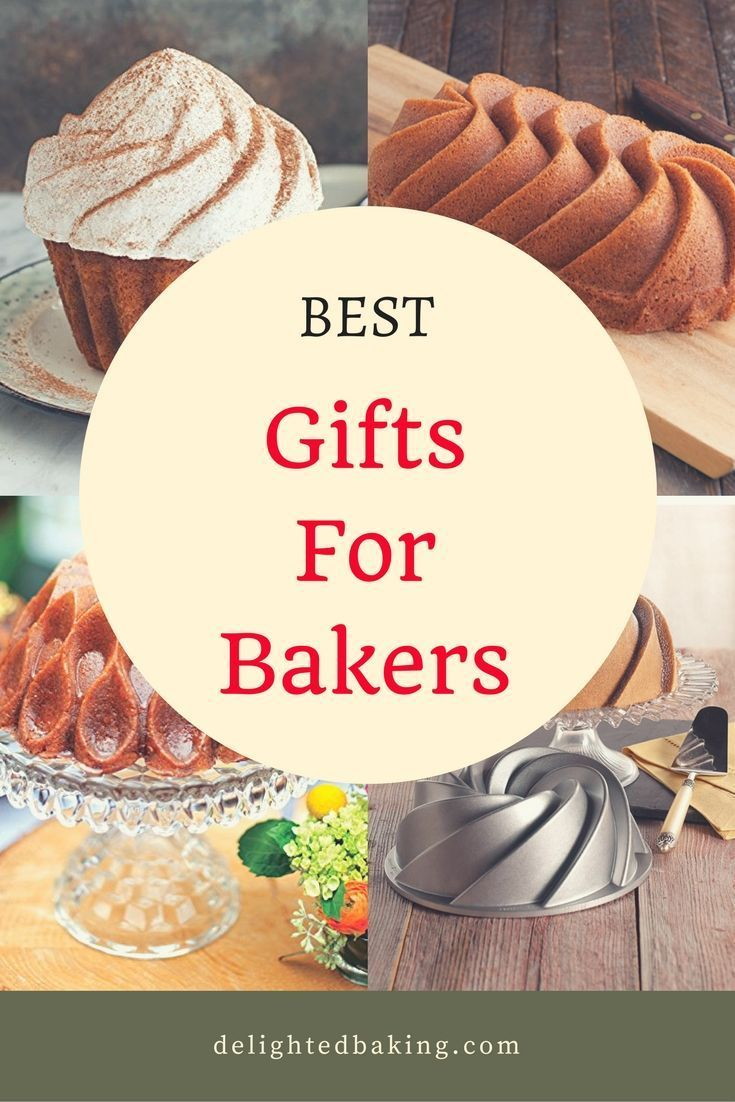 45 Amazing Gifts For Those Who Love Baking Gift Ideas For Bakers