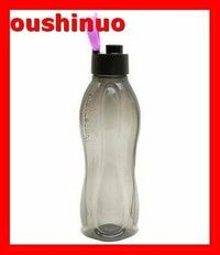 Wish | Tupperware Eco Flip Top Water Bottle 750 ml (Pack of 1) (Color: Orange)