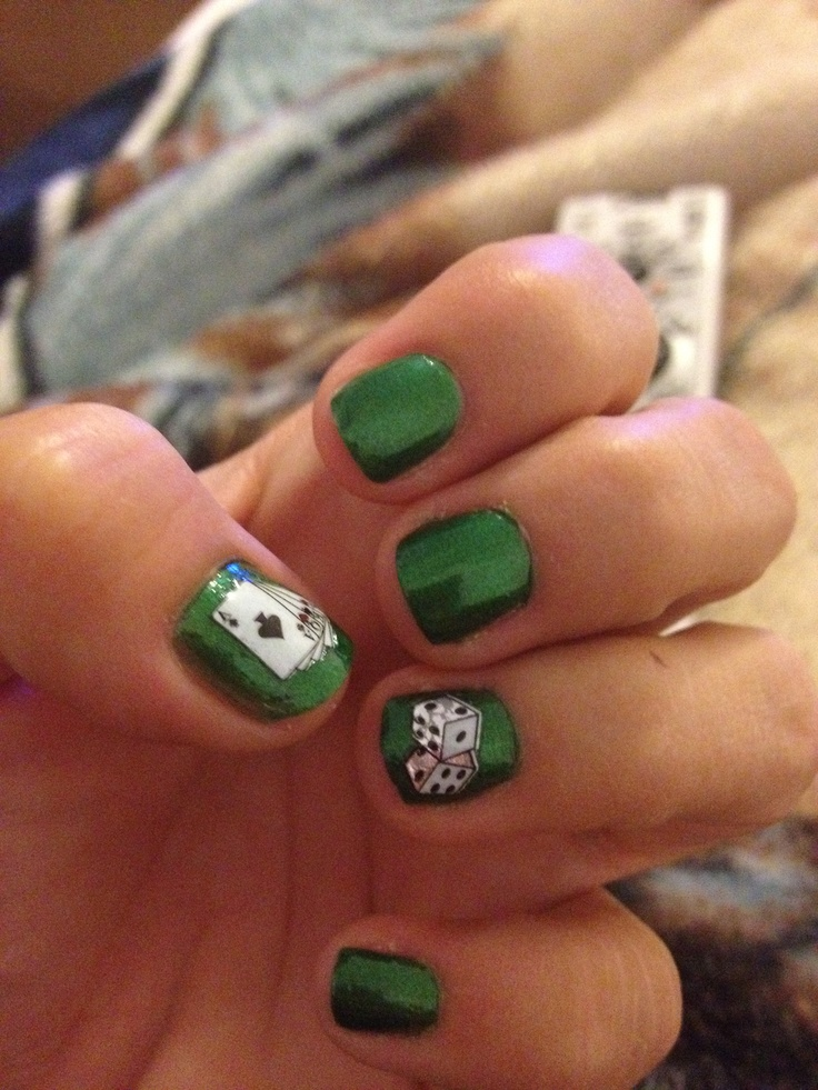 17 Best Images About Vegas Nails On Pinterest Glitter