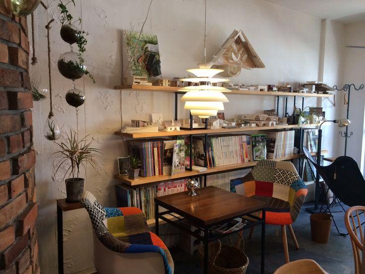 建築 Cafe