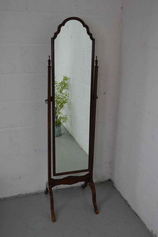 Cheval Mirror on powell heirloom cherry cheval floor mirror