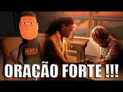 ORAÇÃO FORTE !!! | ANIMA GOSPEL - YouTube