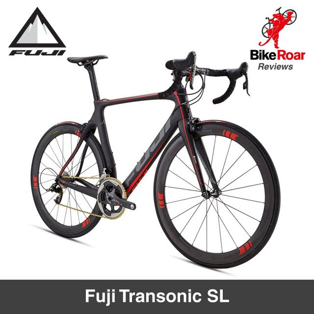 Put 28mm Wide Tires On Your Fujibikes Transonic Aero Road Bike