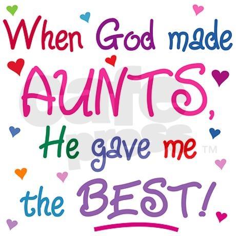 cute aunt quotes