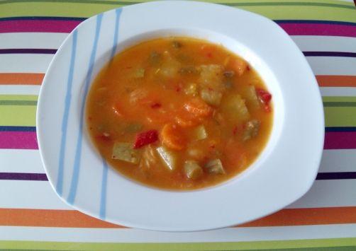 Potaje de verduras para #Mycook http://www.mycook.es/receta/potaje-de-verduras/