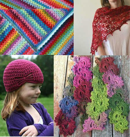 Top 10 Most Popular Free Ravelry Patterns