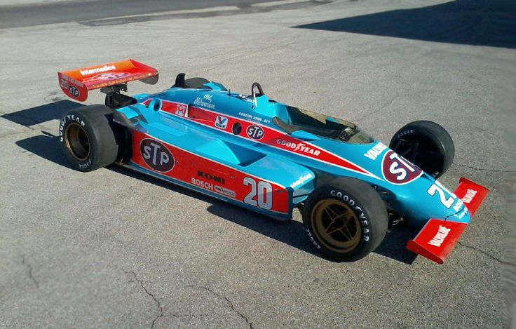 Another favorite when I was a kid. wildcat indy car | 1983 Wildcat Mk 9B Indy Car