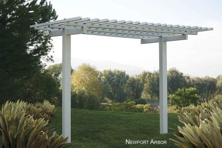 Newport Extendable Arbor 6'x8' - Price: $379.99