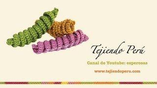 como fazer colares em crochet - YouTube