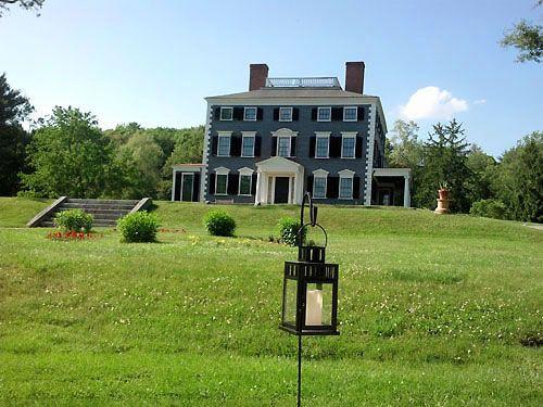 11 Woodsy Massachusetts Wedding Venues | Massachusetts ...
