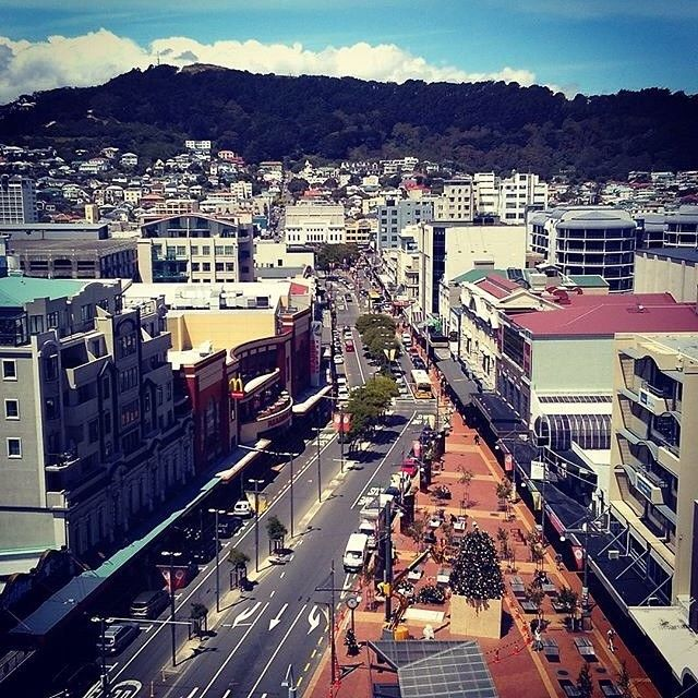We are loving this 'quaint' little view of Wellington's city centre taken from the rooftop of Dirty Little Secret while sipping on a Beer!  Photo: @ciarahol92  #XBASE @wellington_newzealand @positivelywellington @purenewzealand #newzealand #nzmustdo #wellington #city #cbd #views #travel #instagood #instalove #photooftheday #picoftheday #love #amazing #wanderlust #happy #free #smile #travelgram #instapassport #bestoftheday
