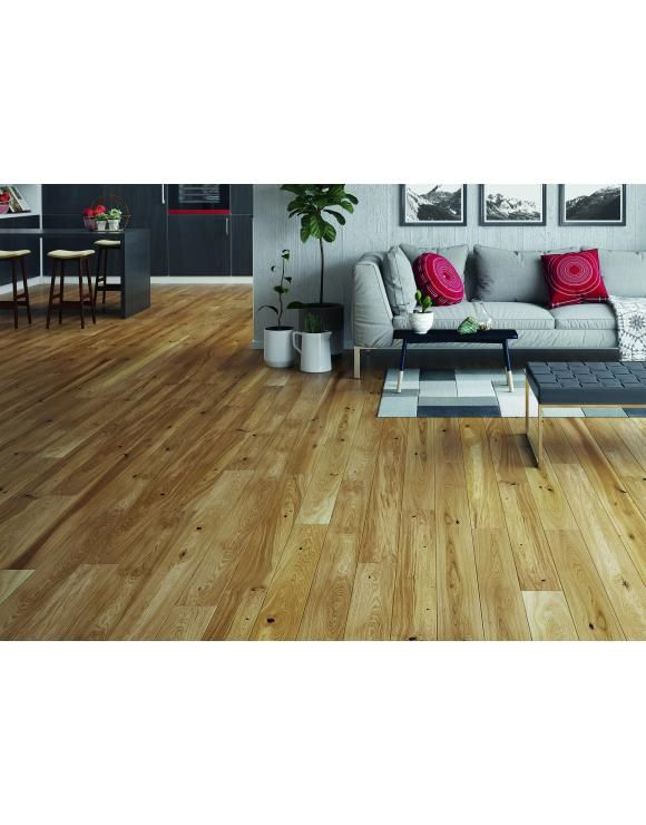 Our European Engineered Oak Floor Has A Real Wood Layer Board Construction Which Gives A Strong Dura Engineered Wood Floors Engineered Flooring House Flooring