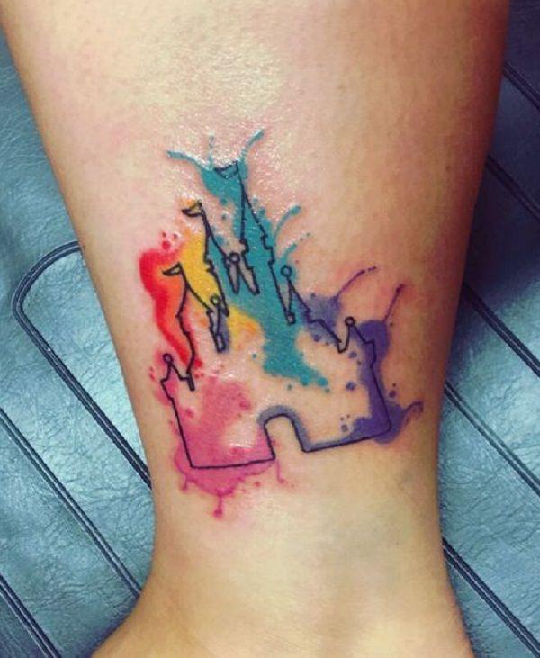 Tattoo Ideas Disney: Best 25+ Small Disney Tattoos Ideas On Pinterest