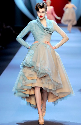 Dior- Normally this would not be my style but this is beautiful!!!