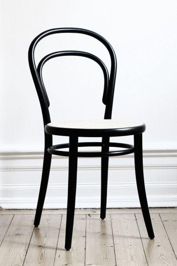 Chair No 14 Black | Nyheter | Artilleriet | Inredning Göteborg