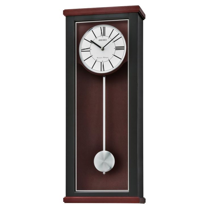 Seiko Chiming Wall Clock - 10.25 in. Wide - QXH062KLH
