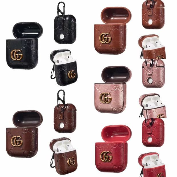 Gucci Gg Apple Airpods 2 Case On Wanelo With Images Earbuds