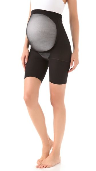SPANX Power Mama Maternity Shaper. For all those sexy dresses, I'll surely be wearing while preggers :)