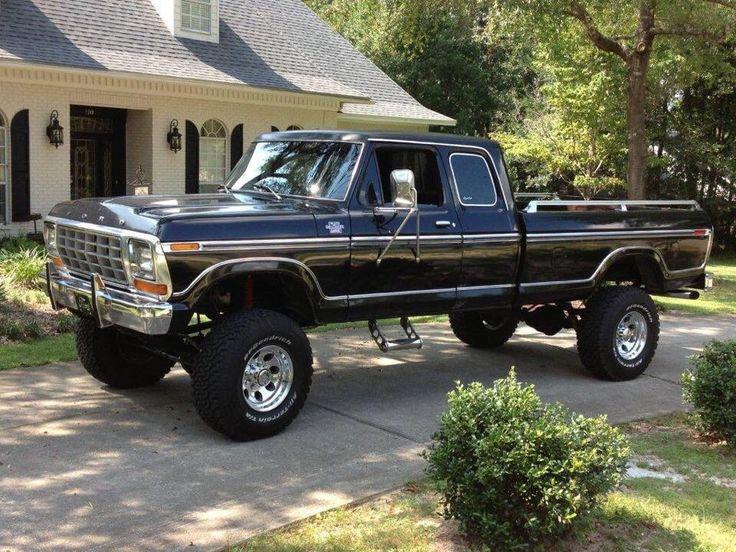 Dream truck. Right color, right year, right body, right build. It's, perfect.