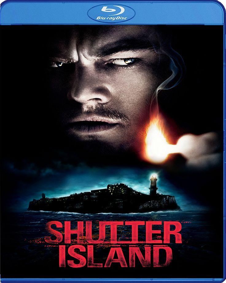 Shutter Island - Zindan Adası [2010] Blu-ray Cover