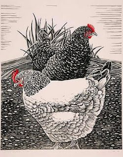chickens from Lisa