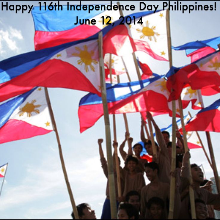 June 12, 1898 was the proclamation of the sovereignty and independence of the Philippines from #Spain's colonial rule. Spain was defeated at the mock Battle of Manila Bay during the Spanish-American War. Spain later ceded the Philippines to US in 1898 Treaty of Paris that ended the Spanish-American War. The US recognized Philippine independence on July 4, 1946 in the Treaty of Manila until August 4, 1964 when a law designated June 12 as the country's Independence Day. #ProudToBePinoy